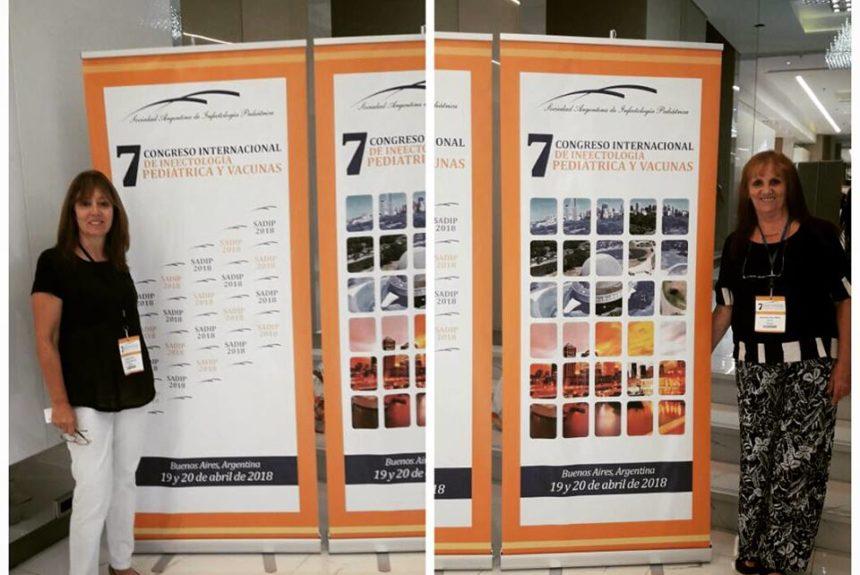 Participación en el Congreso de SADIP