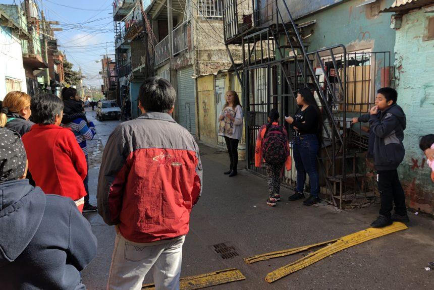 Jornadas en el Barrio 31