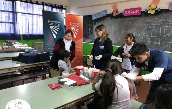Jornadas en el Instituto Nuestra Señora de Fátima