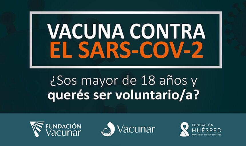 Voluntarios para el estudio de una Vacuna Inactivada contra el SARS-CoV-2