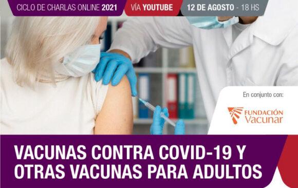 Vacunas contra Covid-19 y otras vacunas para adultos
